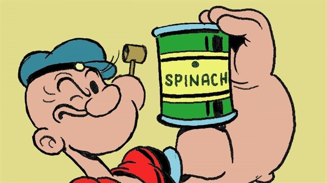 I am what i am popeye