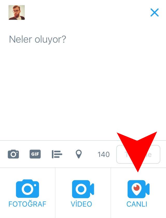 Twitter'ın Yer İşareti özelliği nasıl kullanılır?