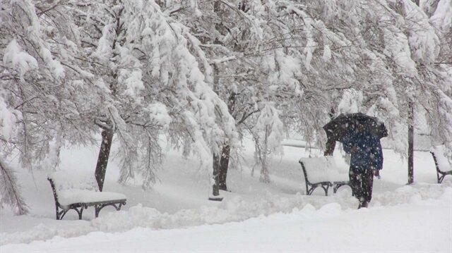 Kar yağışı ne kadar sürecek? Meteoroloji verilerine göre yurtta 5 günlük hava durumu