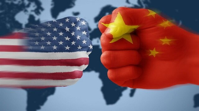 Amerika değer kaybetti: Çin'e yenildi!