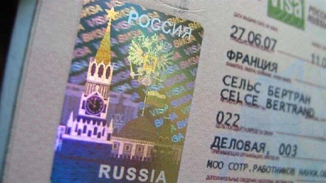 Rusya'dan vizelerin tekrar kaldırılmasına yeşil ışık