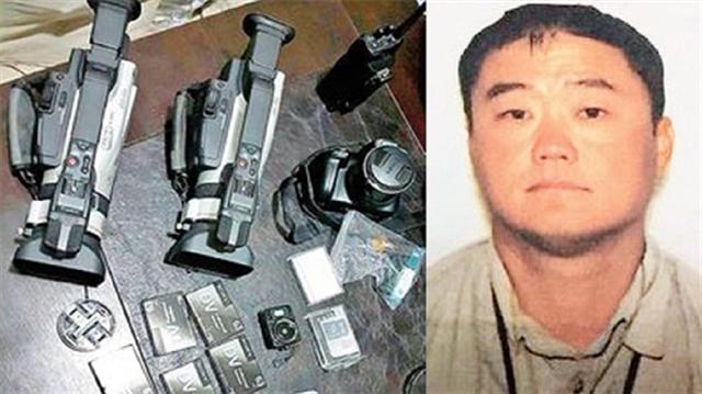 Daha önce Nusaybin'de gözaltına alınan 'Kayıp' Amerikalı çelik yelekle yakalandı