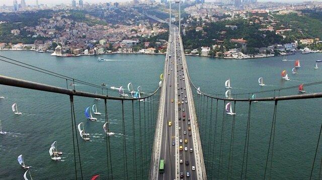 15 Temmuz Şehitler Köprüsünü kullanacaklar dikkat!