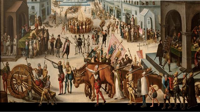Bizans tasvirkırıcılığı İslam düşüncesinden mi etkilenmişti?