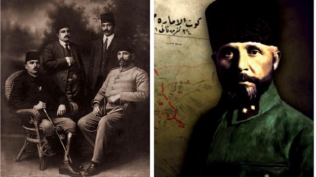 Kût'un meçhul kahramanı Sakallı Nureddin Paşa