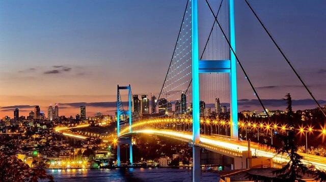 İstanbul Boğazı'nın toplam değeri 610 milyar lira