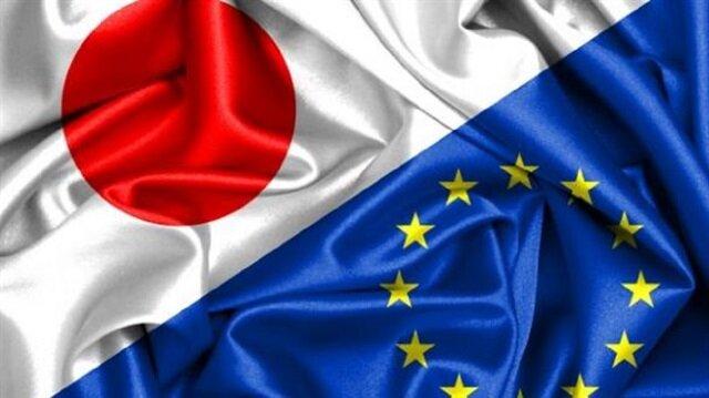 AB-Japonya ticaret anlaşmasına liderlerden