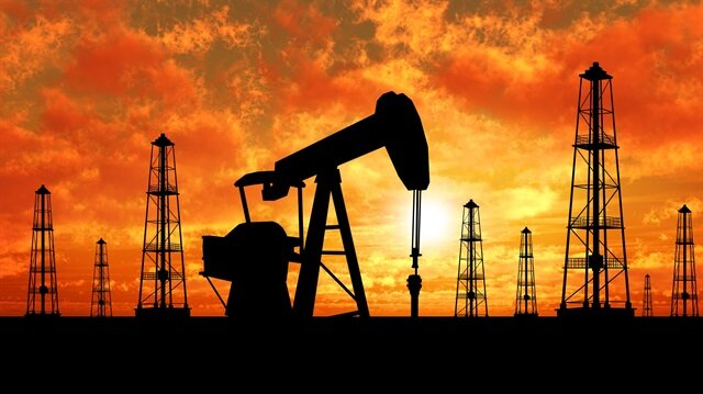 Brent petrol'de düşüş
