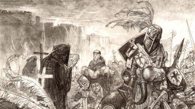 Protestan askerden Napolyon'a İsrail mektubu