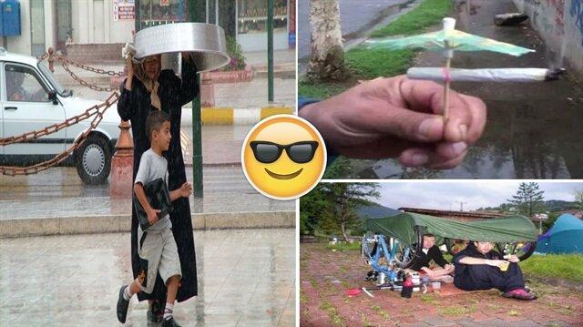 GZT olası yağmurlara karşı öneriyor: Yağmurdan korunma yöntemleri