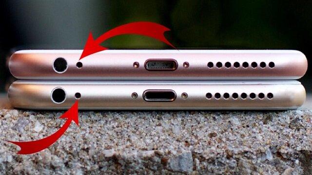 iPhone'larda kulaklık çıkışının yanındaki delik ne işe yarıyor?