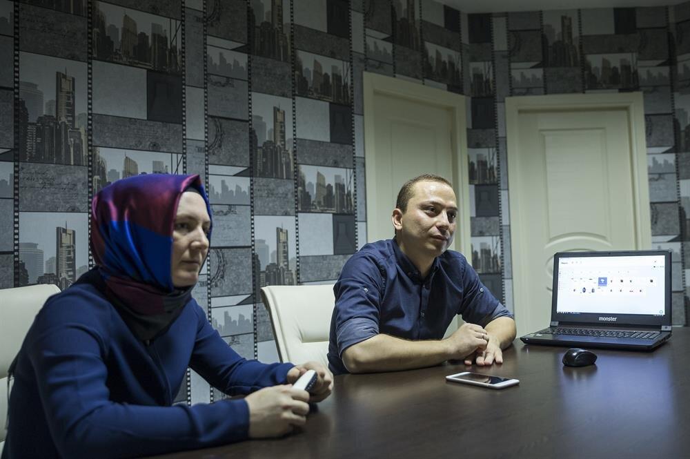 Mehmet Özcan, yaptığı açıklamada, dünyada bulut teknolojisinin giderek yaygınlaştığını söyledi.