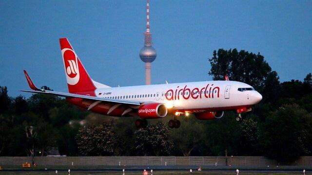Air Berlin'e 500 milyonluk teklif