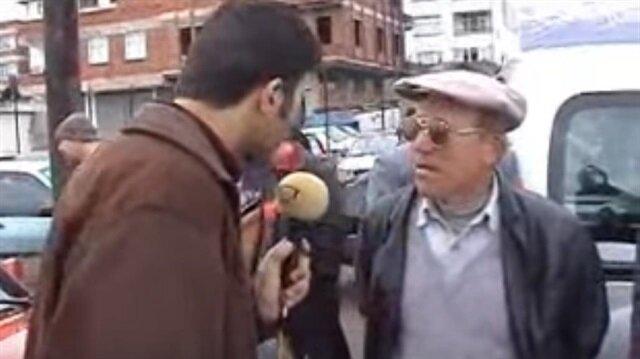 Sokak röportajlarının açık unutulmuş mikrofona dönüştüğü o anlar