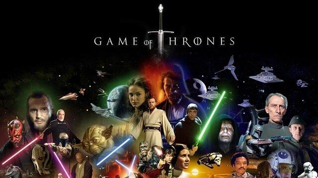 Game Of Thrones Mu? Star Wars Mu?