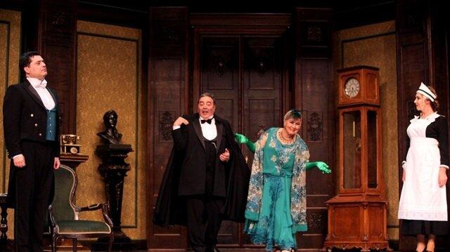 Şehir Tiyatrolarında bu hafta 7 oyun sahnelenecek