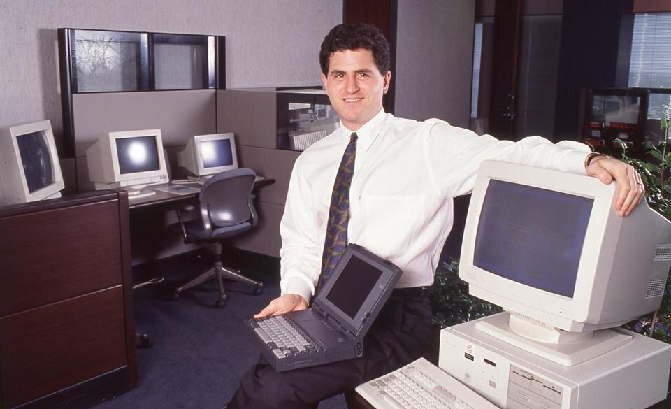 Fikrini yurt odasında yok olmaya bırakmayan Dell, kişisel bilgisayar ihalelerine girmek için Teksas'dan ihalelere giriş lisansı aldı.