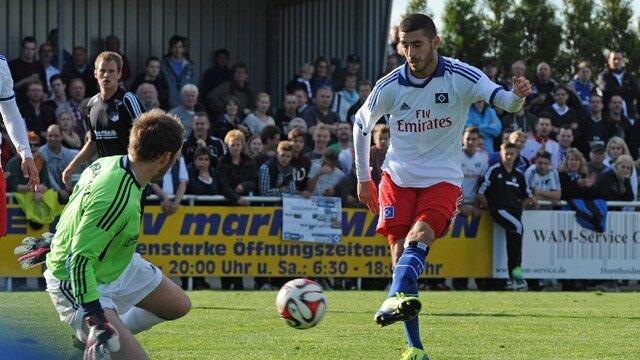 10 numara pozisyonunda oynayan Tolcay, bu sezon takımına 4 asistlik katkı sağladı.