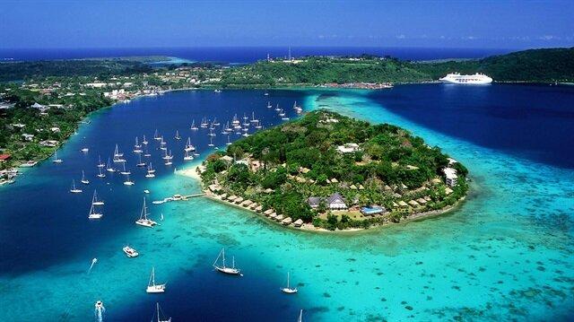 Ada ülkesi Vanuatu 44 Bitcoin'e vatandaşlık hakkı vereceğini açıkladı
