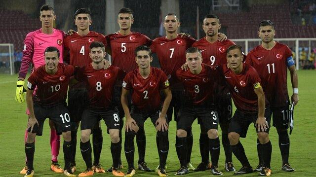 U17 Milli Takımı, Dünya Kupası'na veda etti