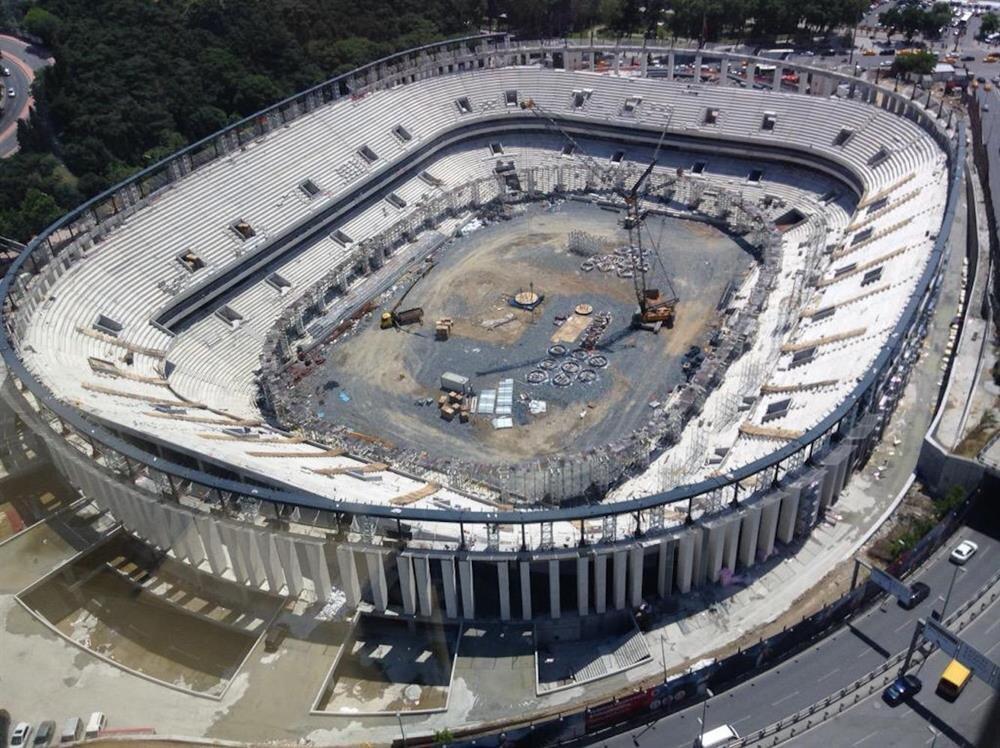 2019 UEFA Süper Kupa maçı Vodafone Arena'da oynanacak.