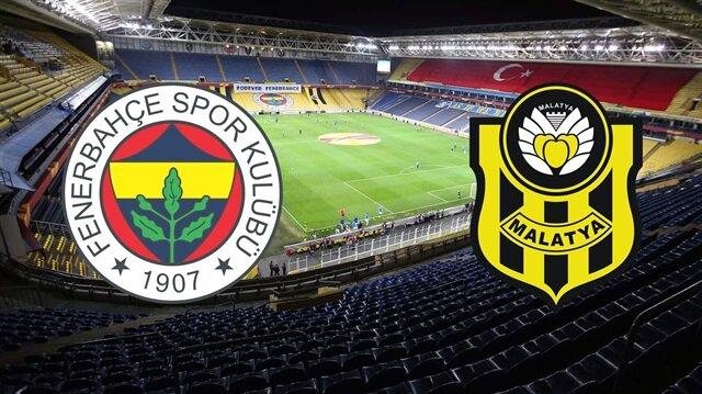 Fenerbahçe ligin 8.haftasında Yeni Malatyaspor'u ağırlayacak