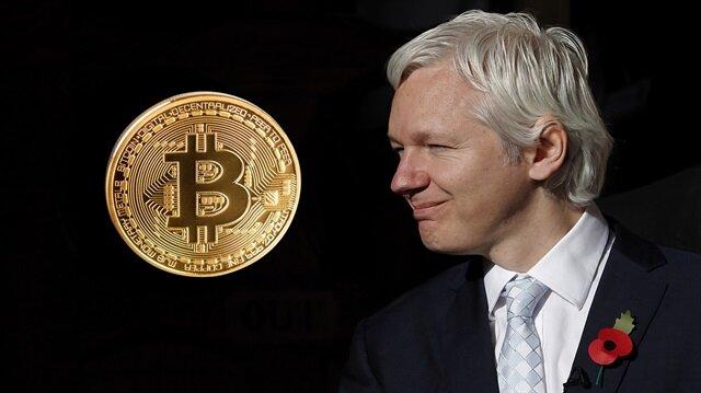 WikiLeaks'ın kurucusu Julian Assange, Bitcoin zengini oldu