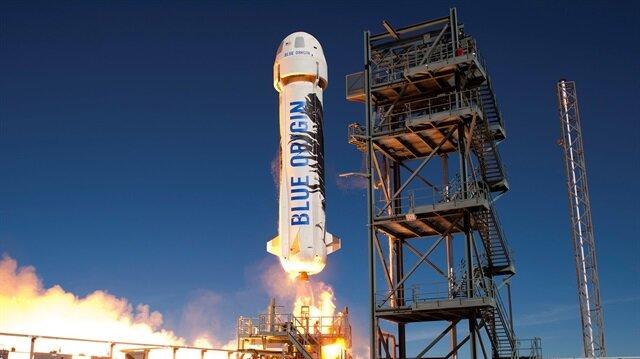 6 yıldır geliştirilen dev roket ilk kez çalıştırıldı