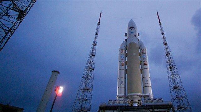Fransa ve Çin'in ortak geliştirdiği uydu 2018'de fırlatılacak