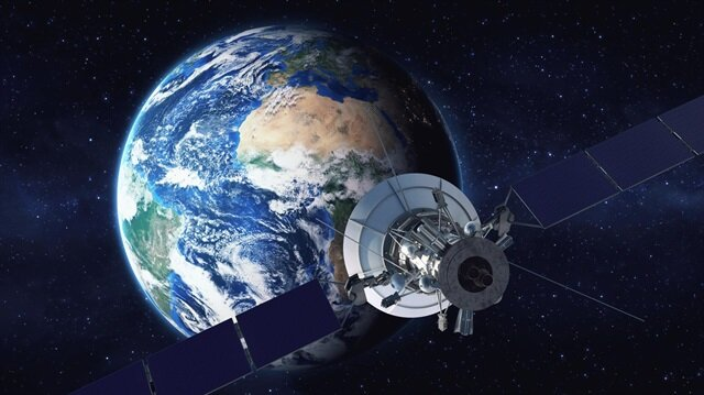 Çin ve Fransa'dan ortak uydu