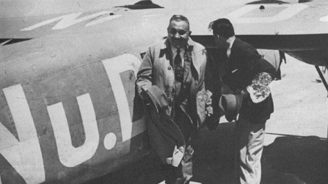 Türkiye'nin ilk uçak fabrikasının kurucusu, yerli ve milli girişimci: Nuri Demirağ