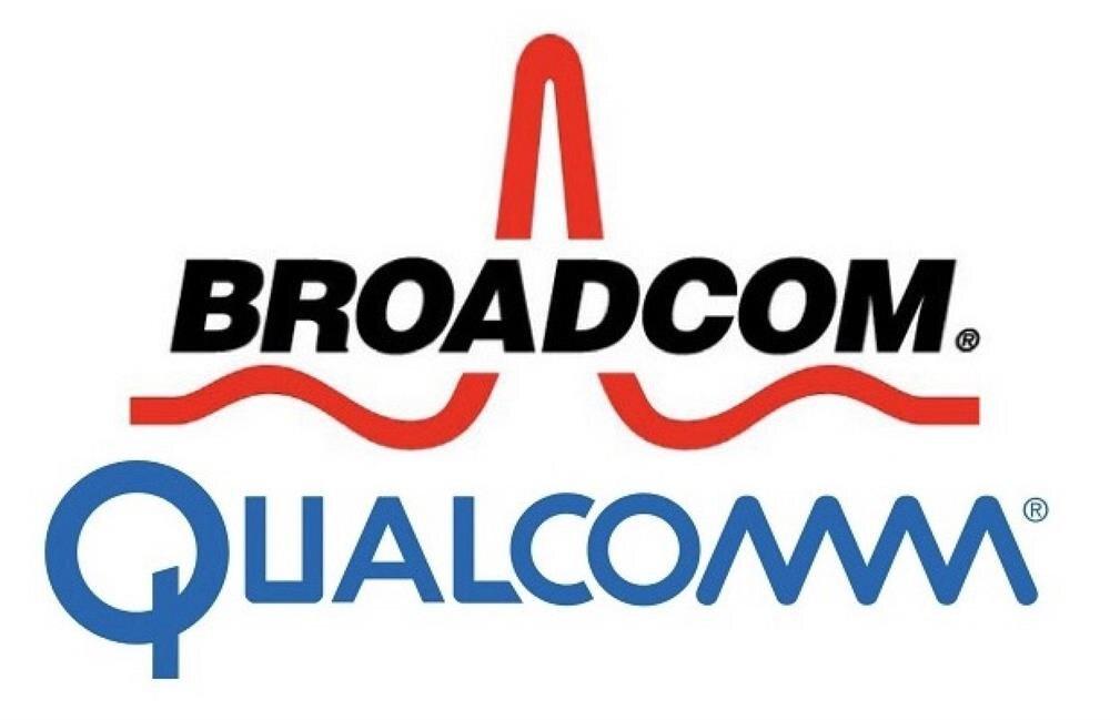 Broadcomm ve Qualcomm, aynı sektörde uzun yıllardır rekabet halinde.