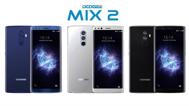 770 TL'ye 4 kameralı akıllı telefonunuz olabilir: Doogee Mix 2