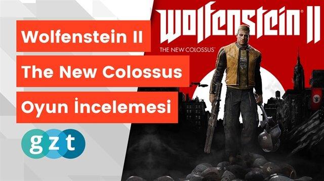 Wolfenstein II: The New Colossus incelemesi: Kara güneş bizi ürpertecek!