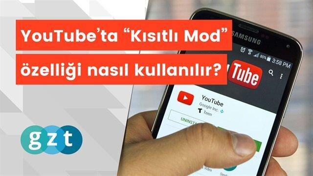 YouTube'ta