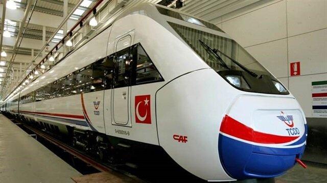 Malatya'ya hızlı tren geliyor