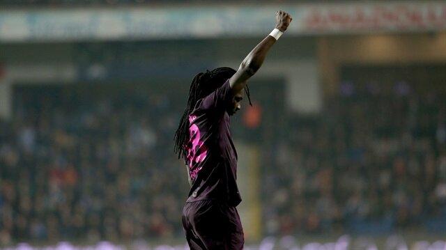Gomis'in Başakşehir maçındaki gol sevincinin nedeni belli oldu!