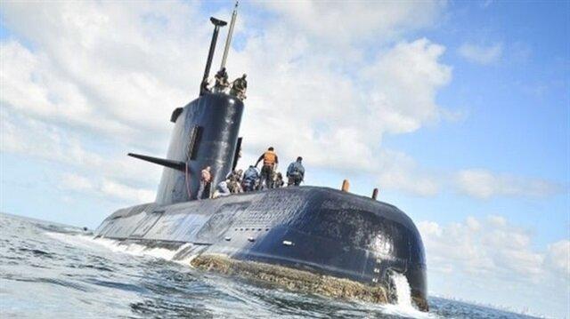 Arjantin askeri denizaltısında 2 günlük oksijenleri kaldı