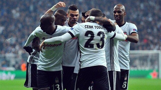 Türk futbolunda bir ilk: Beşiktaş tarih yazdı
