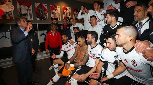 Beşiktaş kasasını doldurdu!