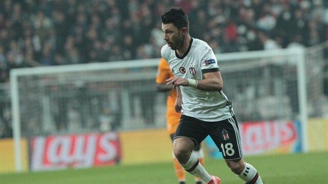 Tolgay Arslan 5 yıl daha Beşiktaş'ta!