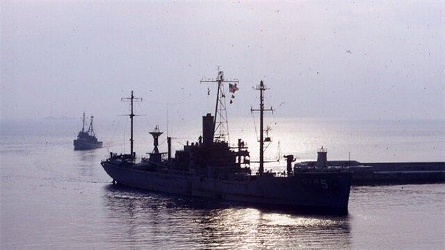 ABD gemisi USS Liberty'nin İsrail tarafından vurulması