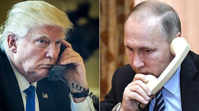 Putin'den Soçi Zirvesi öncesi yoğun telefon trafiği: 4 liderle görüştü