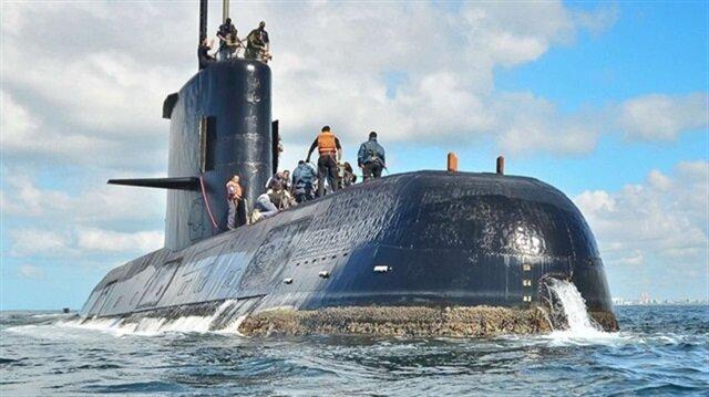 Arjantin'deki kayıp denizaltının olduğu bölgede patlama yaşandı
