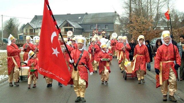 Orda bir köy var uzakta: Belçika'nın Türk köyü Faymonville