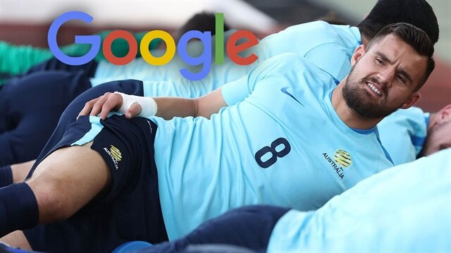 Google sayesinde 'futbolcu' olan futbolcu: Bailey Wright