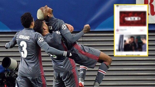 Dünya devi son 16 turunda Beşiktaş'ı istiyor!
