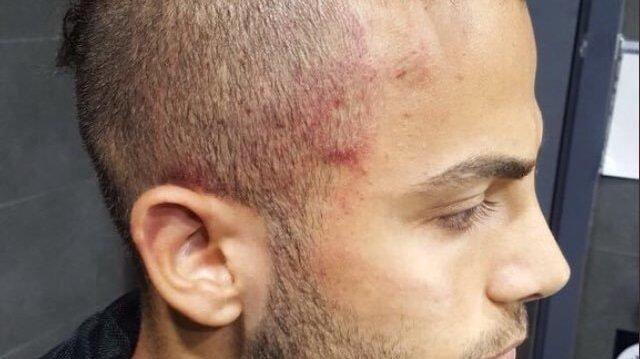 Futbolcusunu darp ettiği iddia edilen başkan serbest