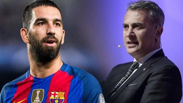 Fikret Orman'dan Arda Turan'ın transferiyle ilgili açıklama