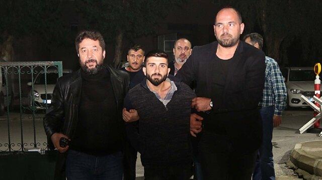 Minibüste üniversite öğrencisi Zelal Topçul'u kaçıran şahıs gazetecilere konuştu